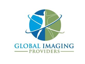 Global Imaging Providers logo design by NikoLai