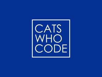 CatsWhoCode logo design by Kopiireng