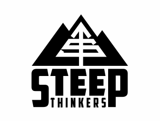 STEEP THINKERS logo design