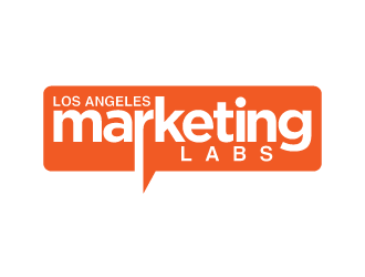 Los Angeles Marketing Labs logo design