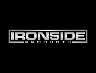 Ironside products logo design