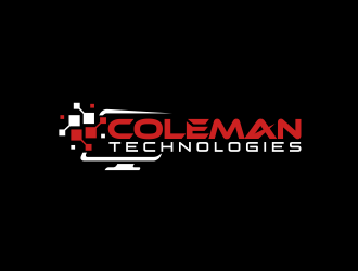 Coleman Technologies Inc logo design