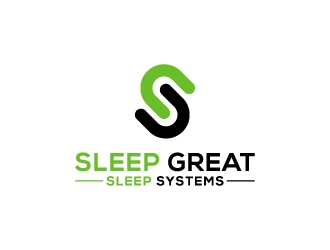 Sleep Great Sleep Systems  logo design