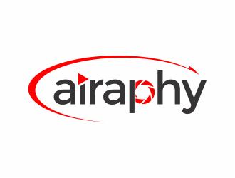 airaphy logo design winner
