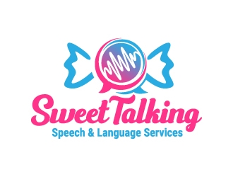 Sweet Talking Speech & Language Services logo design winner