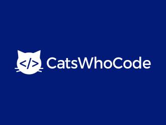 CatsWhoCode logo design