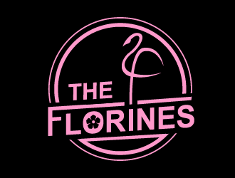 The Florines logo design