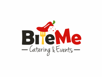 Bite Me  logo design