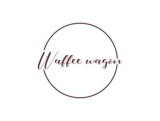 Waffee wagon logo design by BlessedArt