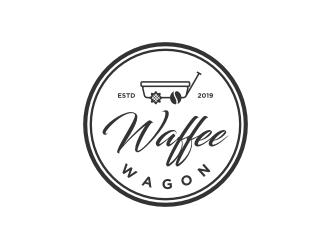 Waffee wagon logo design by Gravity