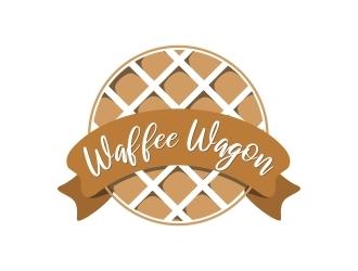 Waffee wagon logo design by naldart