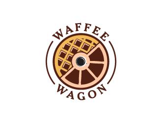 Waffee wagon logo design by lestatic22