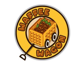 Waffee wagon logo design by firstmove