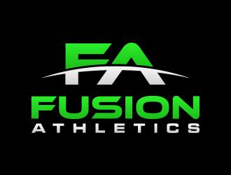 Fusion Athletics Logo Design