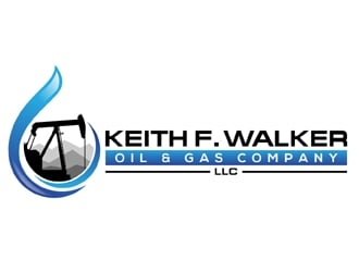 Keith F. Walker Oil & Gas Company, L.L.C. logo design winner