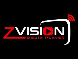 Z Vision Media logo design