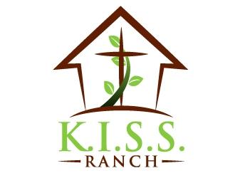 K.I.S.S. Ranch logo design winner