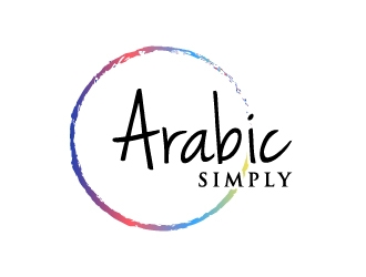 Arabic Simply logo design winner