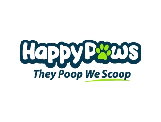 Happy Paws They Poop We Scoop  winner