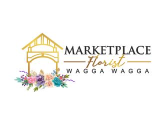 Marketplace Florist, Wagga Wagga logo design winner
