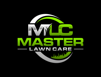 Master Lawn Care logo design