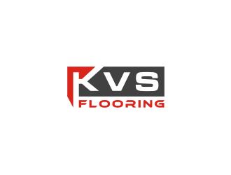 KVs Flooring logo design