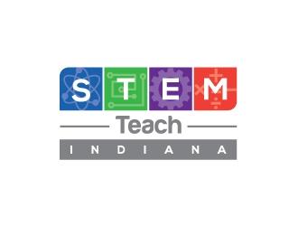 STEM Teach logo design