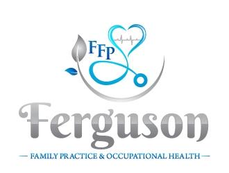 Ferguson Family Practice & Occupational Health logo design