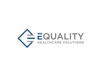 Equality Healthcare Solutions logo design