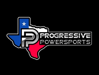 Progressive Powersports logo design