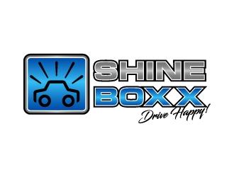 SHINE BOXX logo design winner