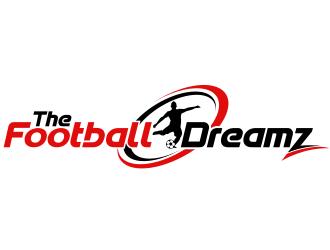 The footballdreamz OR The football dreamz logo design winner