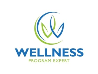 Wellness Program Expert logo design