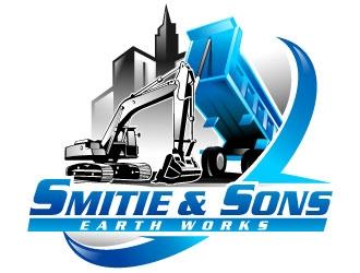 SMITIE & SONS logo design winner