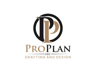 ProPlan, LLC   Drafting and Design logo design