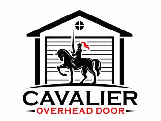 Cavalier Overhead Door logo design winner