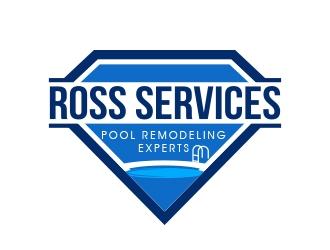 Ross Services logo design winner