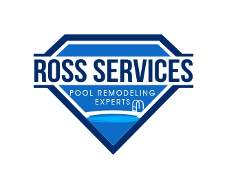 Ross Services logo design