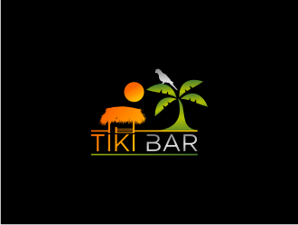 Tiki Bar logo design