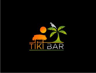 Tiki Bar logo design