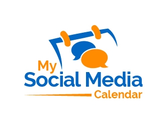 My Social Media Calendar, LLC. logo design