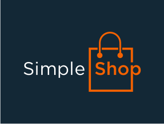 SimpleShop logo design