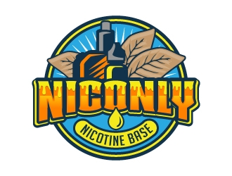 Niconly logo design