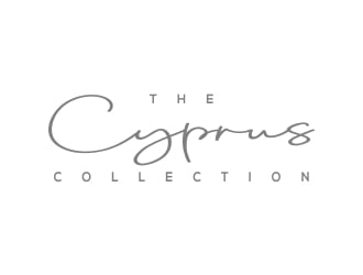 The Cyprus Collection logo design