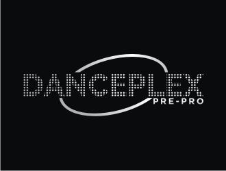 Danceplex Pre-Pro logo design