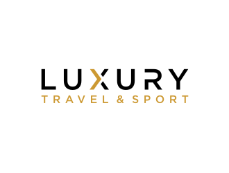 Luxury Travel & Sport logo design