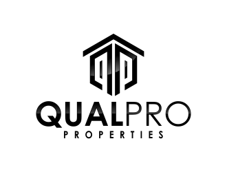 QualPro Properties logo design