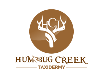 Humbug Creek Taxidermy Logo Design