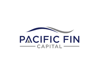 Pacific Fin Capital logo design