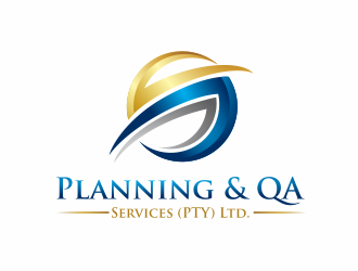 Planning and QA Services (PTY) Ltd. logo design